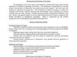 exclusive ideas heavy equipment operator resume 12 heavy equipment