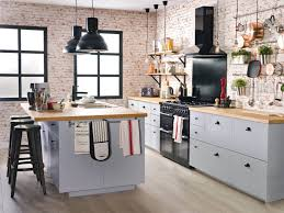 modern industrial kitchens kitchen style modern industrial kitchen design hanging shelves