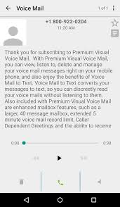 verizon visual voicemail android motorola uploads bland looking visual voice mail app to play