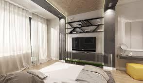 etagere chambre adulte décoration chambre adulte textures et luminaires