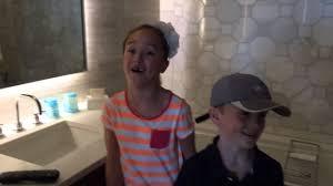 four seasons tv in bathroom mirror fsfamily youtube