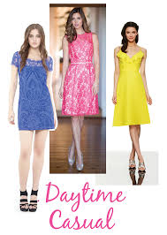 what to wear to a casual wedding decoded summer wedding guest style daytime wedding wedding and