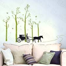 home wall decor hdviet home wall new country road large wall decals stickers appliques home