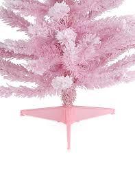 3ft snow effect pink christmas tree m u0026s
