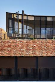 brick house warehouse styled brick house in melbourne by jolson