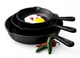 Basic Kitchen Essentials Amazon Com Basic Essentials 3 Piece Fry Pan Set Cookware Sets