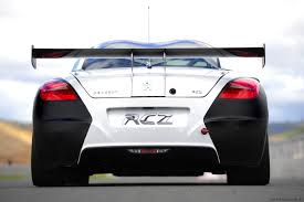 peugeot sport car rcz peugeot sport unveiled photos 1 of 5