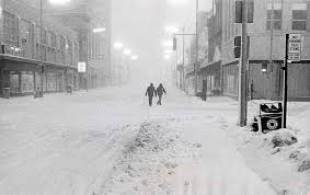The Biggest Blizzard Blizzard Of U002778 Put Life In Different Perspective For Snowplow