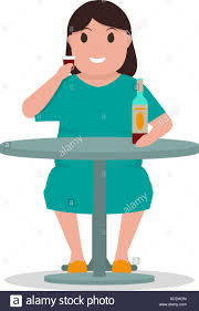 cartoon alcohol alcohol dependence stock photos u0026 alcohol dependence stock images