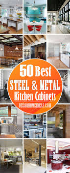 paint colors for metal kitchen cabinets 48 best steel metal kitchen cabinets beautiful photos