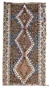 Vintage Tribal Rugs Tribal Rugs Kilim Rugs Overdyed Vintage Rugs Hand Made Turkish