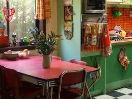 retro kitchen ideas best popular retro kitchen design ideas