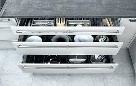 meuble cuisine tiroir meuble tiroir coulissant nevel me