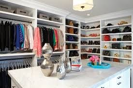 tapping into your left brain to organize your closet la closet