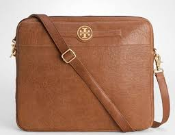 designer laptop bags burch leather laptop bag designer tech accessories