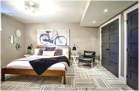 basement bedroom ideas gorgeous basement bedroom with a trendy style basement bedroom
