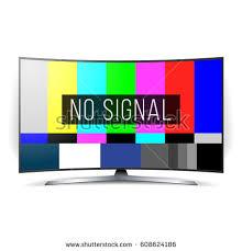 test pattern media no signal tv test pattern vector stock photo photo vector