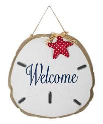 magnolia welcome yall door hanger zulily