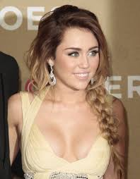 how to style miley cyrus hairstyle miley cyrus braided hairstyles popular haircuts