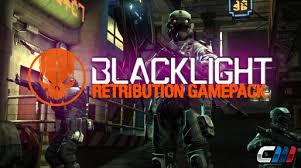 Black Light Retribution Blacklight Retribution