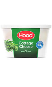 How Much Fiber In Cottage Cheese by Hood Low Fat Cottage Cheese With Chive U0026 Toasted Onion