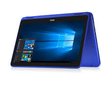 Home Blue Dell Inspiron 11 3000 Series 2 In 1 Laptop 11 6 Touchscreen Intel