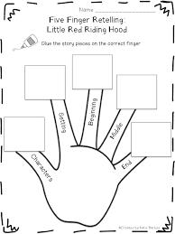retelling worksheet worksheets