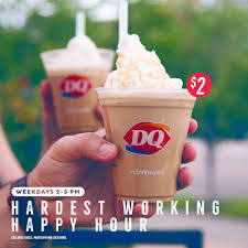 dairy queen come chill with a 2 small caramel chip facebook