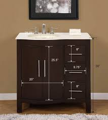 Bathroom Vanity 20 Inches Wide by Fabulous Ideas 36 Inch Bathroom Vanity Home Design By John