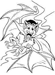 vibrant idea halloween coloring pages dracula dracula vampire