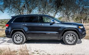 dark brown jeep 2014 jeep grand cherokee diesel first drive truck trend