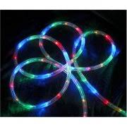 Christmas Rope Lights Blue by Led Rope Lights