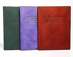 leather photo albums 4x6 photo albums 4x6 size green blue bulk of 144