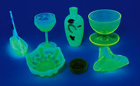 art glass hand ring holder images These people love to collect radioactive glass are they nuts jpg