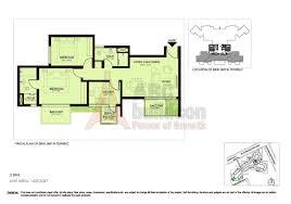 2bhk Plan by Ireo Victory Valley Floor Plan Floorplan In