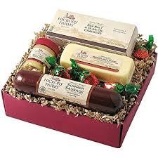 hillshire farms gift basket hickory farms 4 farmhouse sler gift pack