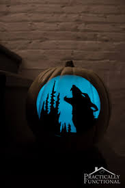 how to make no carve glow in the dark pumpkins