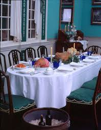 Views Of George Washingtons Mount Vernon Home President George - Mount vernon dining room