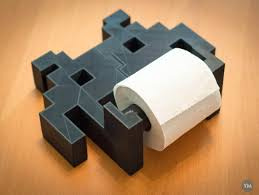 Cool Toilet Paper Holder 50 Cool Things To 3d Print Which Are Actually Useful All3dp