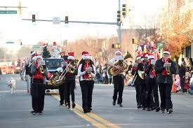 holiday spirit shines in aberdeen u0027s annual christmas celebration