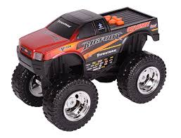 monster truck bigfoot video amazon com toy state road rippers light and sound 10
