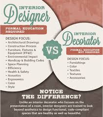 decorator interior interior design vs interior decorator designer vs decorator what