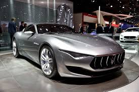 maserati merak concept maserati alfieri coming to wow sports car lovers