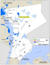 map of westchester county ny westchester county map nys dept of environmental conservation