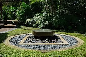 amazing of fountain landscaping ideas garden design garden design