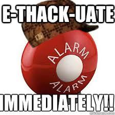 Spider Fire Alarm Meme - scumbag fire alarm memes quickmeme