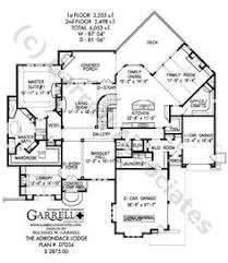 wow what a great multi generational home house plan 119 162