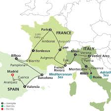Blank Map Of Spain by Map Of Spain France And Italy Imsa Kolese