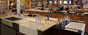 kitchen faucets seattle countertops kitchen sink showroom kitchen sink showroom