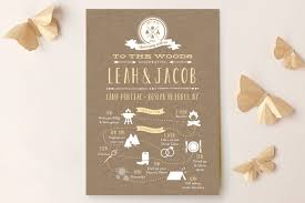 casual wedding invitations wedding invitation wording that won t make you barf
